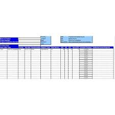 record keeping for rental property