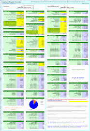 rental property excel spreadsheet free download