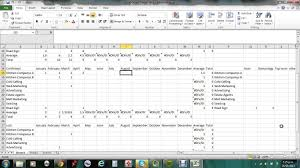sample excel tracking spreadsheets download