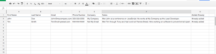 save gmail messages to a google spreadsheet download