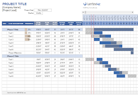 simple project plan template download