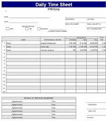 time management spreadsheet template free download