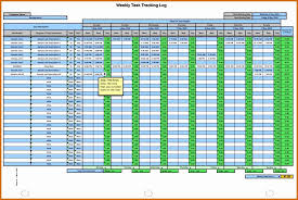 weekly schedule template excel download