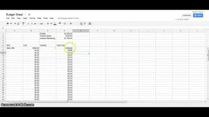 edit google spreadsheet download