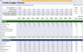 family budget planner google sheets download