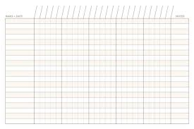 free printable spreadsheet with lines download