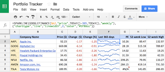google finance excel add download