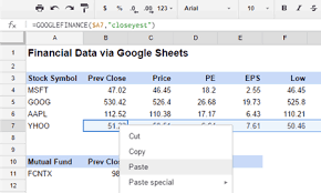 google finance rsi calculation download