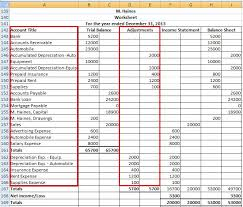 income and expense budget template download