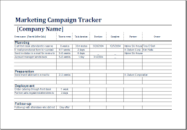 marketing timeline template excel download