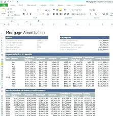 mortgage comparison spreadsheet excel download