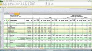 project cost estimate spreadsheet download