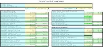 real estate investment analysis excel spreadsheet download