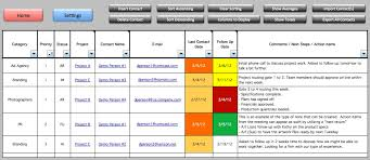 simple project plan template excel download