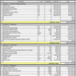 building construction estimate spreadsheet excel download