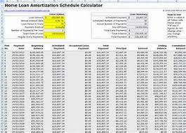 excel loan payment tracking template download