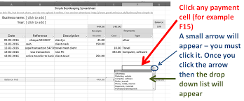 free vat spreadsheet template download