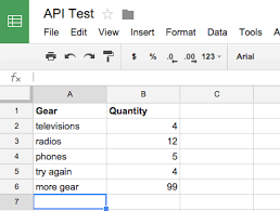 google spreadsheet api python download