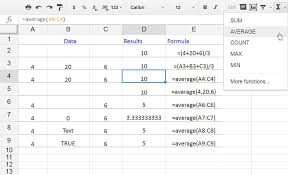 how to find standard deviation in google sheets download