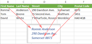 how to mail merge labels from excel download