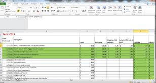 how to make an ebay spreadsheet download