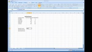 how to make daily expenses sheet in excel download