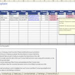 Quotation Tracking Spreadsheet Download