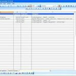 monthly expenses template download
