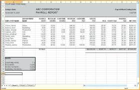 payroll spreadsheet free download