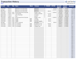 savings account spreadsheet download