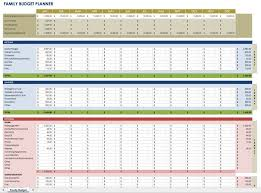 simple budget template excel download