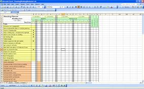 wedding budget excel spreadsheet download