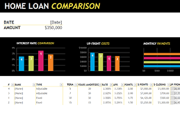 loan comparison calculator download