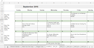 marketing editorial calendar template download