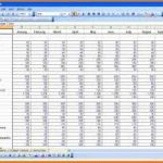 personal cash flow statement example download