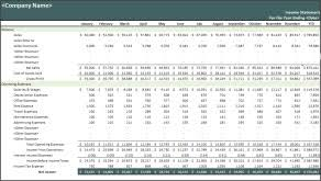 daily income and expense excel sheet download