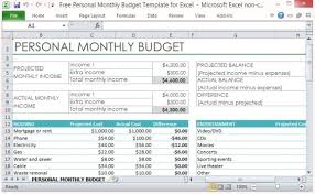 free monthly budget calculator spreadsheet download