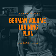 german volume training program spreadsheet download