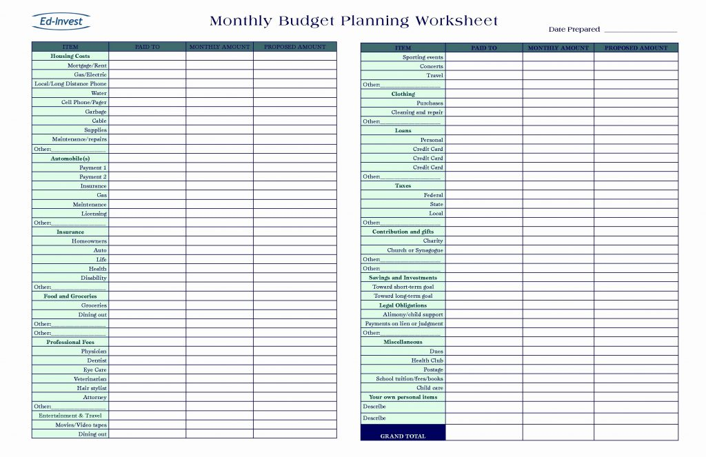 2020 tax spreadsheet free monthly budget planner spreadsheet business worksheet tax planning