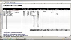 bank income and expense worksheet bank business for tax spreadsheet expense format excel template